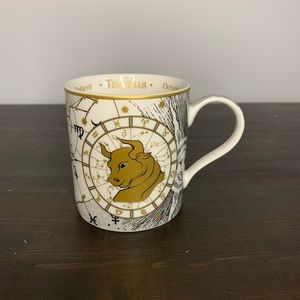 Taurus astrology mug